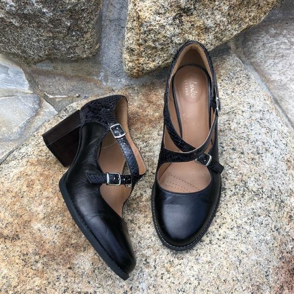 439d0ef46515 Clarks Shoes - Clarks Tarah Presley Pumps Black 7.5